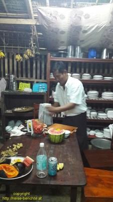 Golden Sea Seafood Restaurant, Ngapali Beach