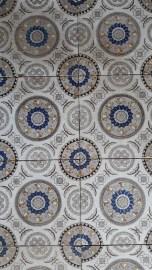 Herrlicher Mosaik-Boden