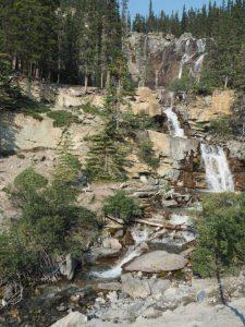 """Tangle Creek"" Wasserfall"