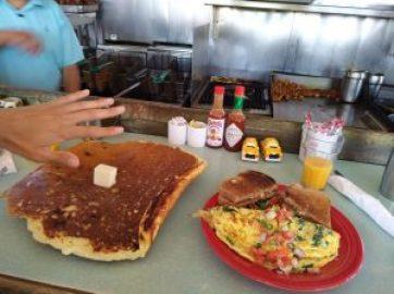 riesen Pancake