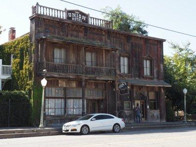 altes typisches Haus in USA