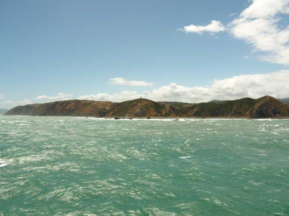 Diese tolle Aussicht hatten wir in Wanaka