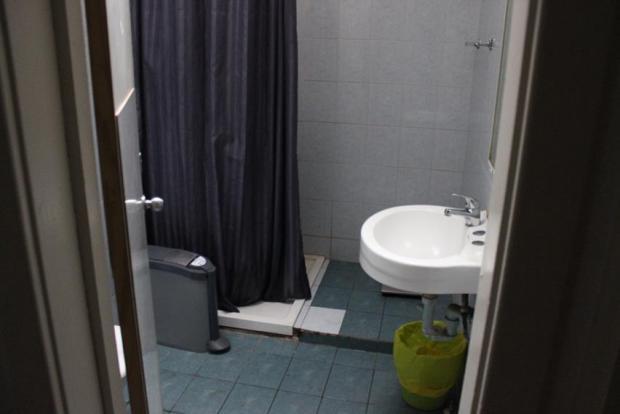 Ein eigenes Bad ist Luxus