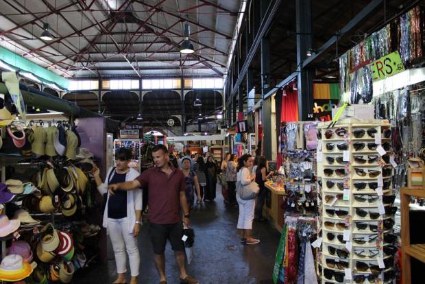 Markt Frementle Sightseeing Australien