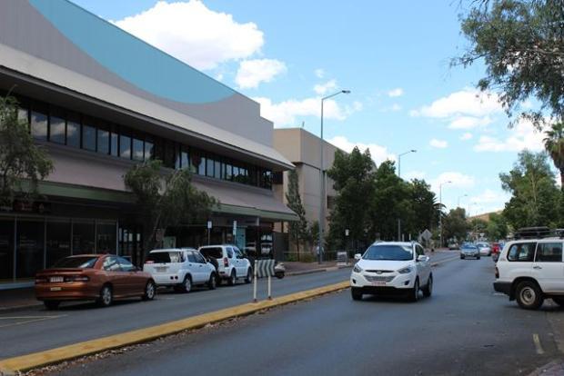 Alice Springs in Australien