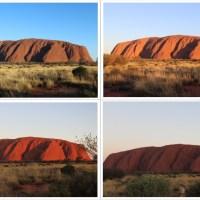 Der Uluru & die Kata Tjuta