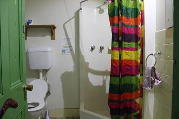 Hostel mit Dusche Australien