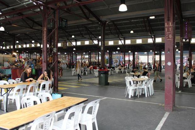 Backpacker Ausflugs Tipp Victoria Market