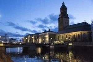 Hafenkanal Göteburg