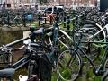 Amsterdam - Fahrräder