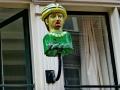 Amsterdam - Hausschild