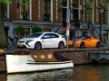 Amsterdam - e-car