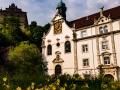 Friedrichsbad, Neues Schloss, Klosterschule