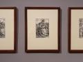 Die heilige Katharina (1505/1507), Maria auf der Rasenbank (1505/1507), Die heilige Barbara (1505/1507)