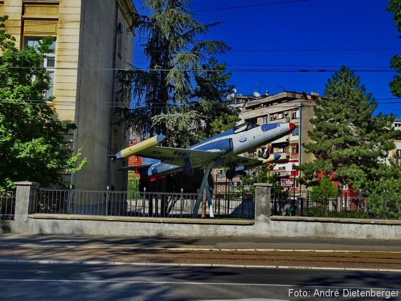 Belgrad - Kampfjet