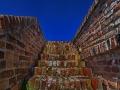 Belgrad - Festung Kalemegdan Treppe