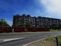 Belgrad - Straßenbahn in Novo Beograd