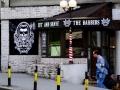 Belgrad - Café Koffein außen