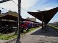 Belgrad - Hauptbahnhof Bahnsteige