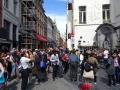 Brüssel - Altstadttrubel