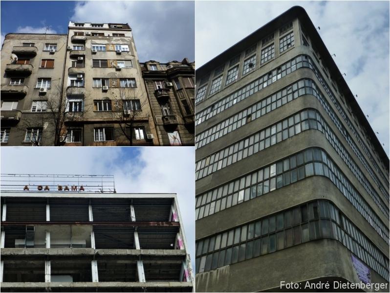 Belgrad - BIGZ und co