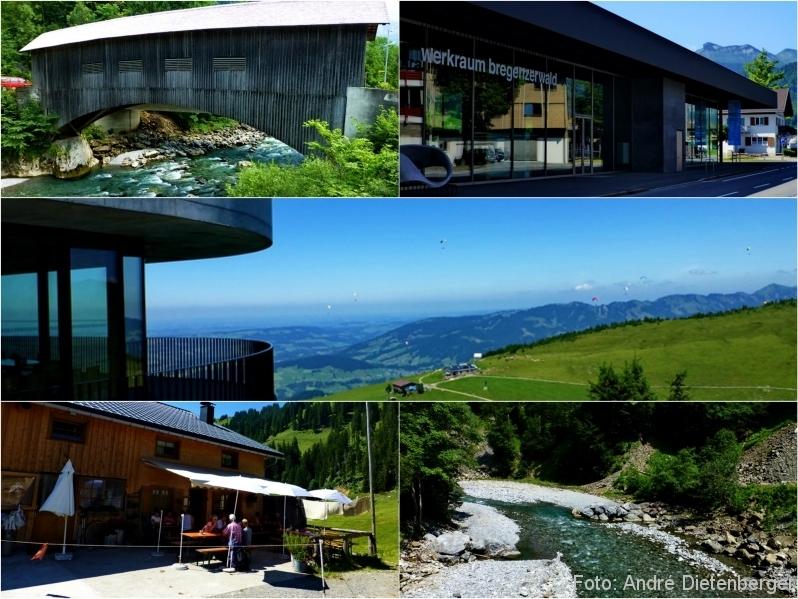 Bregenzerwald - Sehenswürdigkeiten