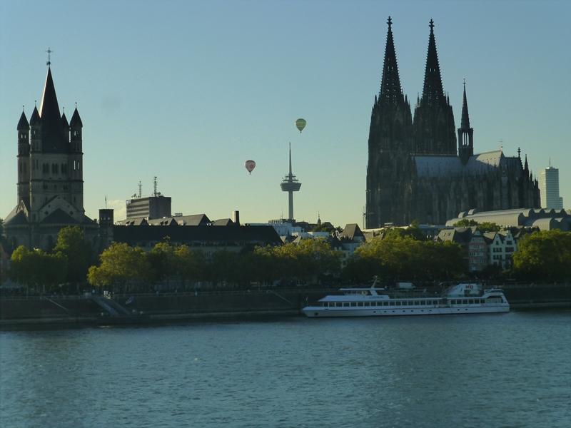 Köln - Panorama