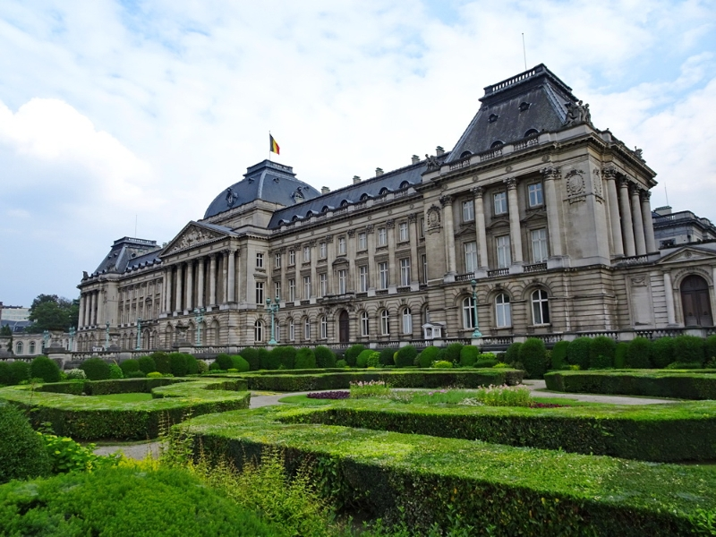 Brüssel - Royal Palace of Brussels