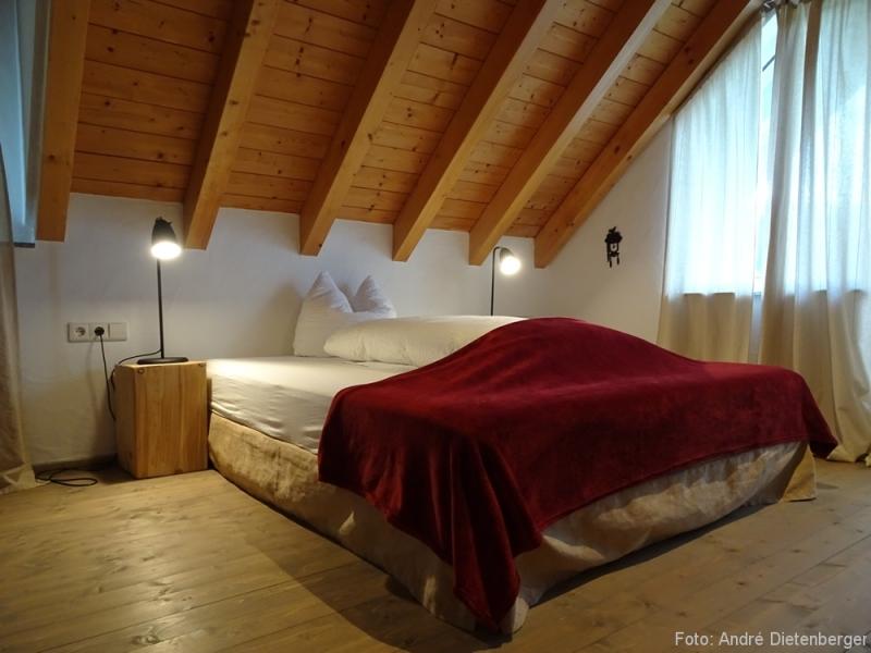 Kuckucksnest - Schlafzimmer