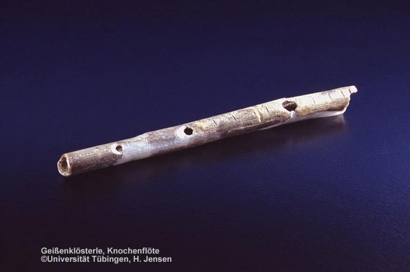 Geissenkloesterle Knochenflöte