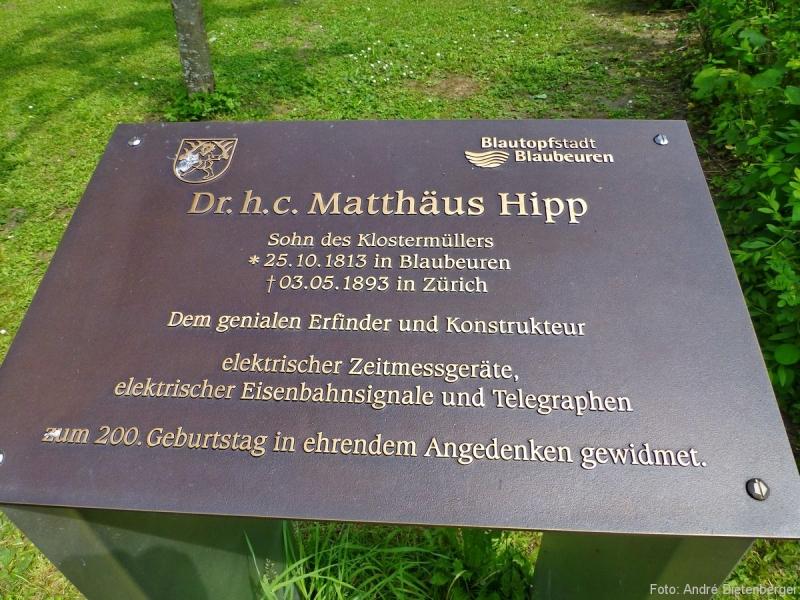 Dr. h.c. Matthäus Hipp