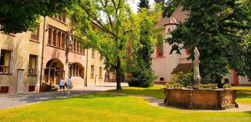 Cistercienserinnen-Abtei Lichtenthal