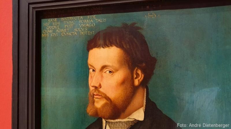 Bildnis eines 29-jährigen Mannes 1526)