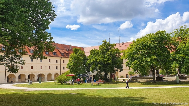 Festungshof