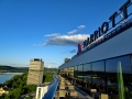 Bonn Marriott - Terrasse