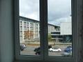 Camino - Sicht aus dem Fenster