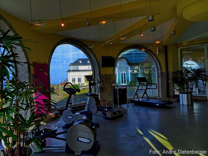 Grandhotel Petersberg - Fittness