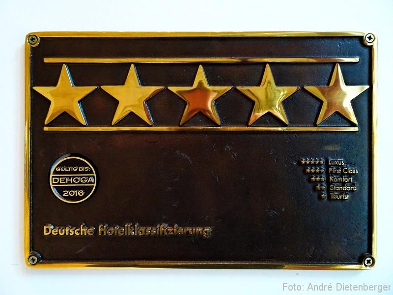 Grandhotel Petersberg - 5 Sterne
