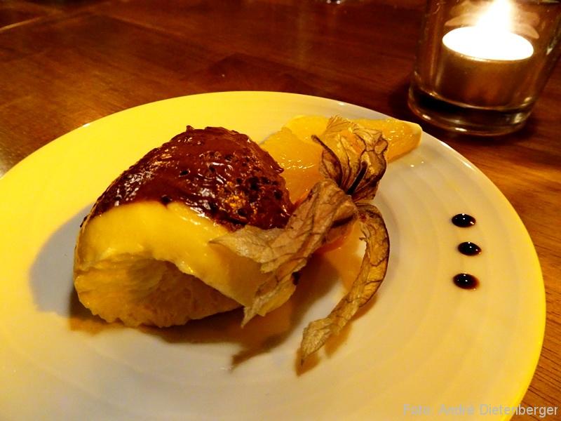 Weinhaus Alter Zoll - Nachtisch
