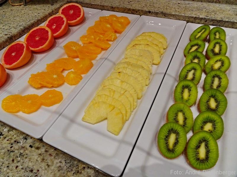 Grandhotel Petersberg - Obst