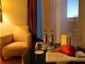 Swissotel - Zimmer Abend