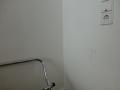 Swissotel - angemakkte Wand