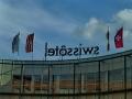Swissotel - Logo von hinten