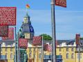 Karlsruhe - Platz der Grundrechte