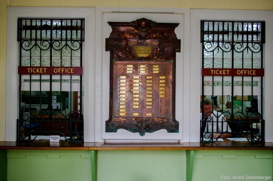 Railway Office