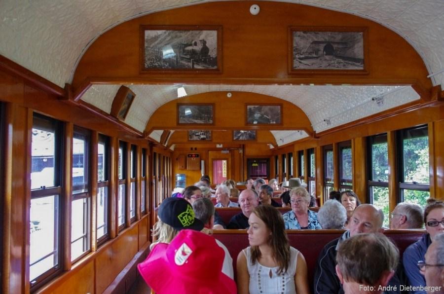 2. Klasse Wagon