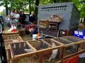 Münster - Wochenmarkt - Tiere