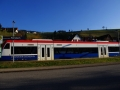 Oberharmersbach-Riersbach. Endpunkt der Harmersbachtalbahn