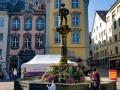 Schaffhausen - Wilhelm Tell Brunnen