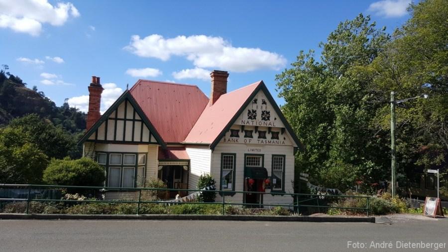 Derby - National Bank Of Tasman